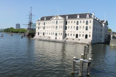 Musée maritime d'Amsterdam