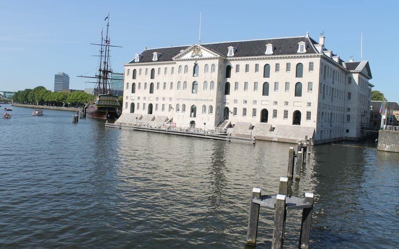 Pays-Bas 2/5 : Amsterdam