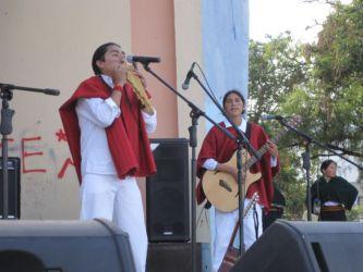 Musqiue andine à Riobamba