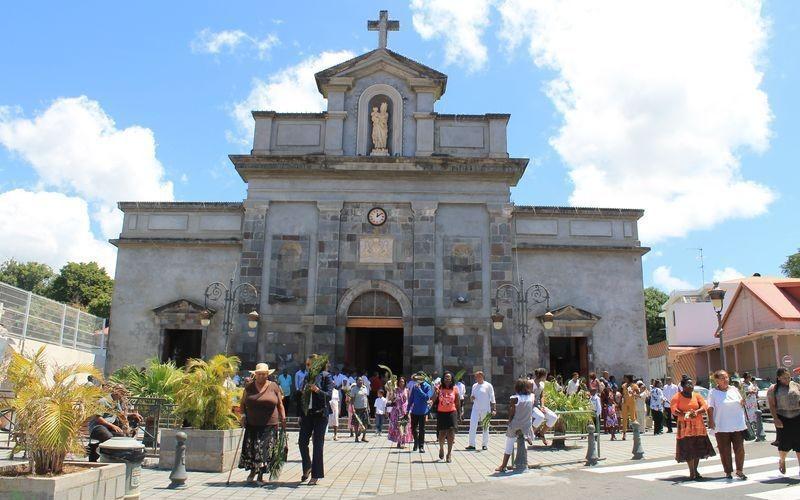 Eglises de Guadeloupe, Pierres Vivantes