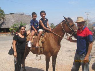Omniprésence du cheval à Cuba