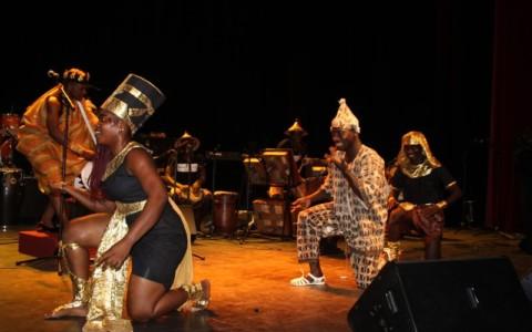 Fête de la musique 2017 à Abidjan