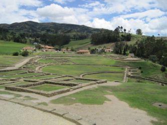 Palais d'Ingapirca