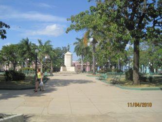 Parc central à Colon