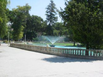 Parc du musée de Damas