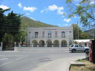 Parlement et Palais de Justice, Road Town, Tortola, BVI