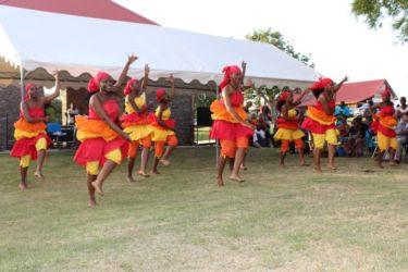 Pas de danse de Sakitaw
