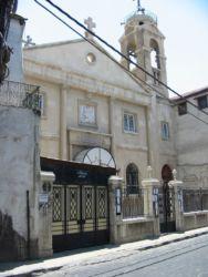 Patriarcat syriaque-orthodoxe (Damas)