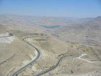 Paysage de Jordanie