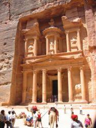 Petra, le Khazneh