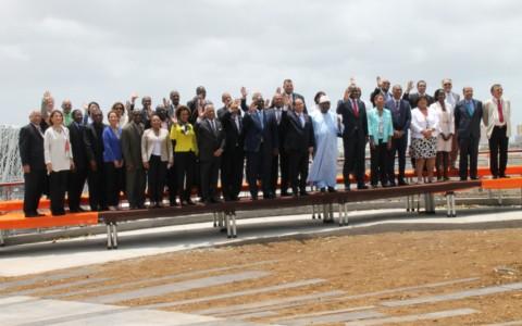 Inauguration du Memorial Act