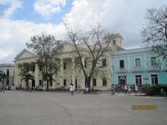 Place centrale de Santa Clara