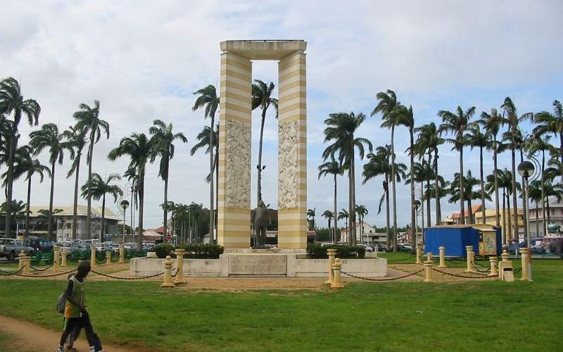Guyane 2/5 : Cayenne