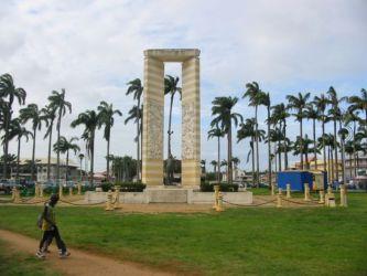 Place des Palmistes