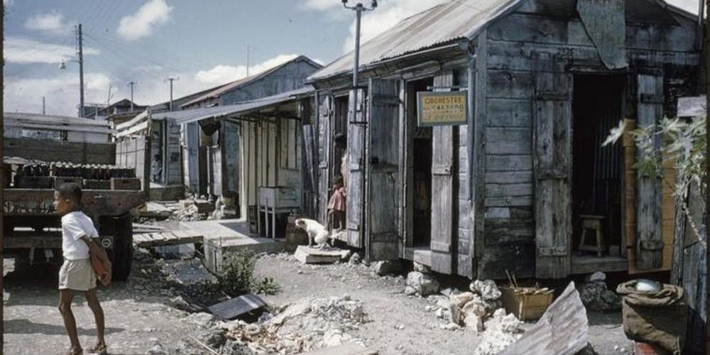 Histoire de la décentralisation en Guadeloupe