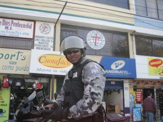 Policier à La Bota