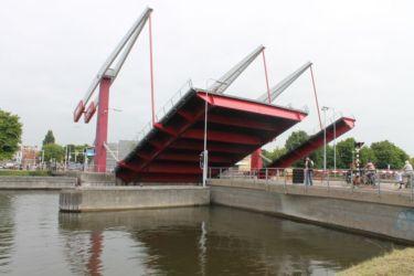 Pont levis à Middelburg