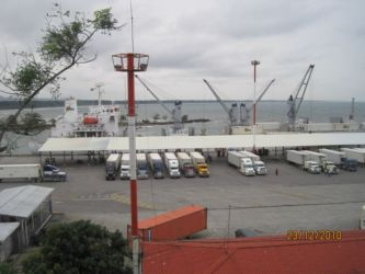 Port de Puerto Limon