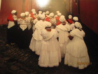 Prêtresses de Cachoeira