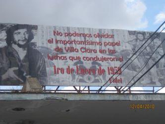 Prise de Santa Clara ouvre la route de la Havane