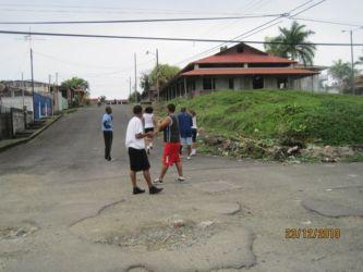 Quartier de Puerto Limon