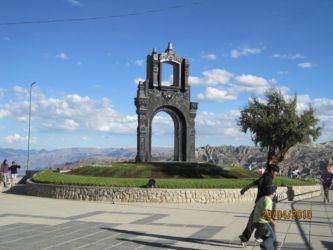 Quartiers hauts de La Paz