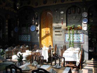 Restaurant du vieux Damas