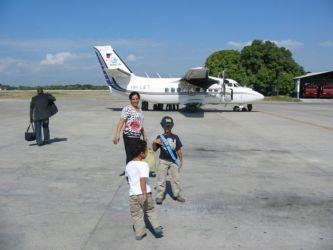 Retour de Port-de-Paix à Port-au-Prince