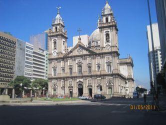Rio église Notre Dame