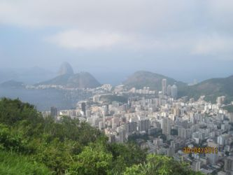 Rio du Corcovado