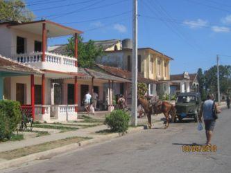 Rue de San Miguel de los Banos