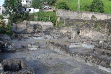 Ruines de Saint Pierre