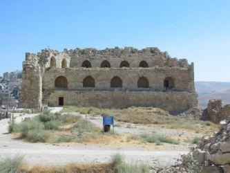 Ruines du château de Kérak