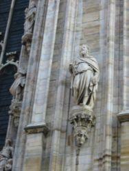 Saint Pierre, Cathédrale de Milan
