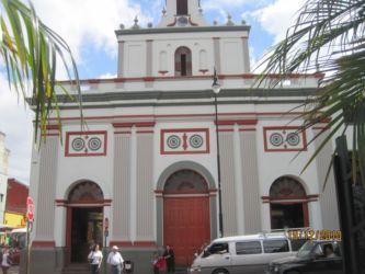San José, église