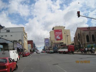 San José, une avenue