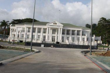Siège du Gouvernement de la Dominique
