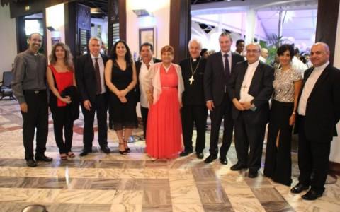 150è ANNIVERSAIRE DE L'ARRIVÉE DES PREMIERS LIBANAIS EN GUADELOUPE