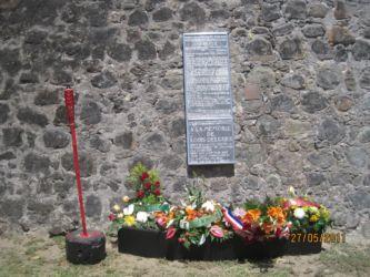 Stèle à Delgrès