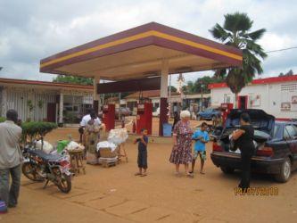 Station service à Kpalimé