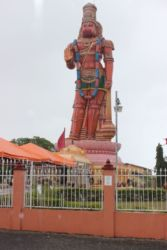 Statue d'Hanuman
