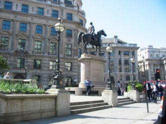 Statue de Wellington
