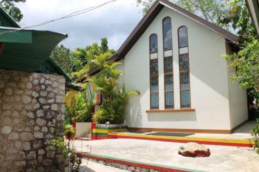 Ste Ann,Tombe de Bob Marley