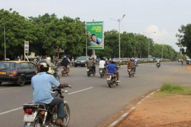 Taxis motos à Lomé