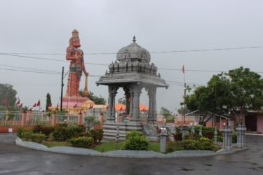 Temple d'Hanuman
