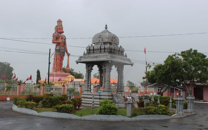 Trinidad 7/8 : Temples hindous