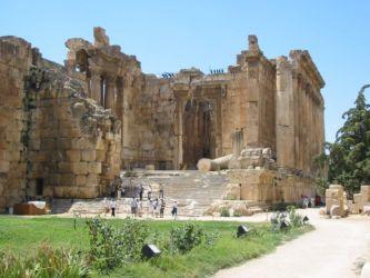 Temple de Bacchus