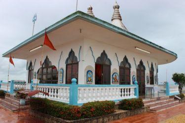 Temple de la Mer (côté mer)