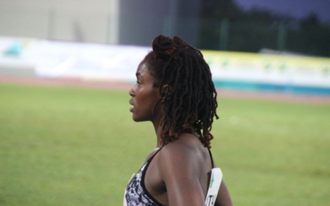 Toni SMITH saut longueur 7è avec 5,77 m