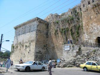 Tour carrée du Krak des Chevaliers